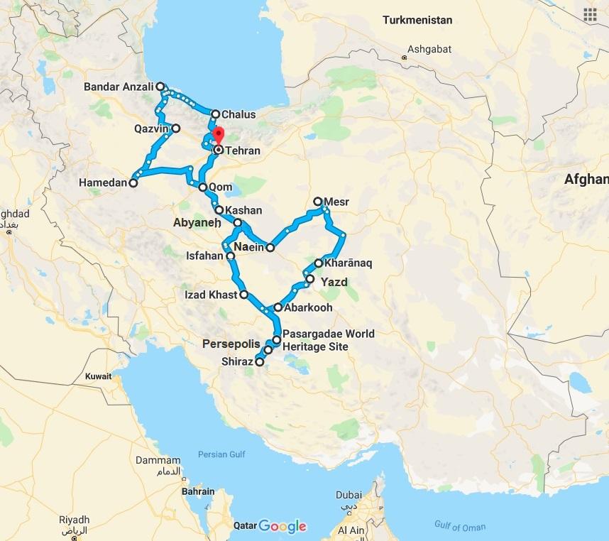 All Persia