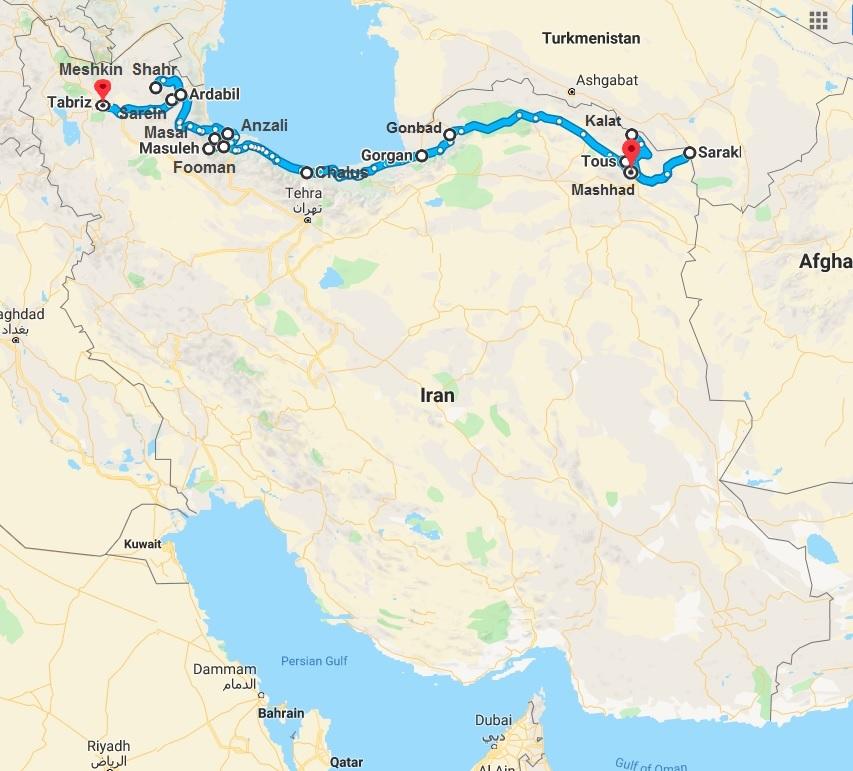 Northern Persia
